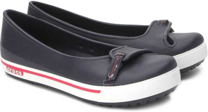 0902e355b02e08 Crocs Crocband 2.5 Bellies For Women - Buy Navy