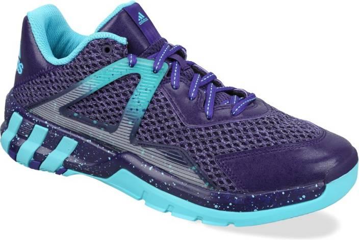 pretty nice 87a0e 2cbc3 ADIDAS CRAZYQUICK 3.5 STREET Men Basketball Shoes For Men (Blue)