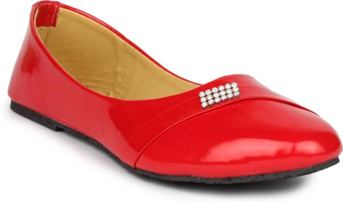11e 11E-BLY-27-RED Bellies For Women
