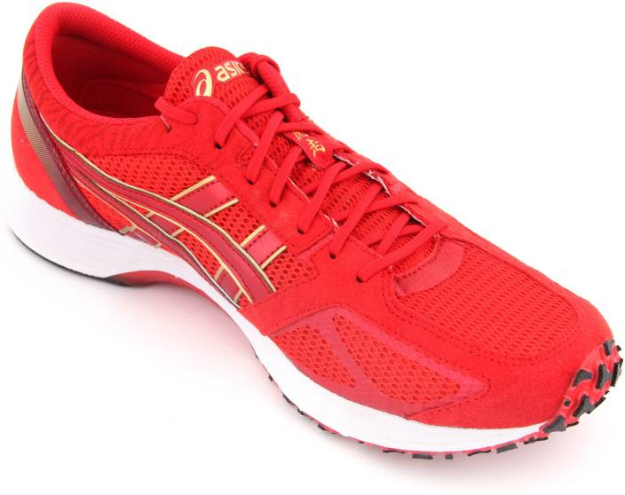 Buy Asics Men Zeal Tarther For 3 Shoes Running Red Fairy 0g0Br