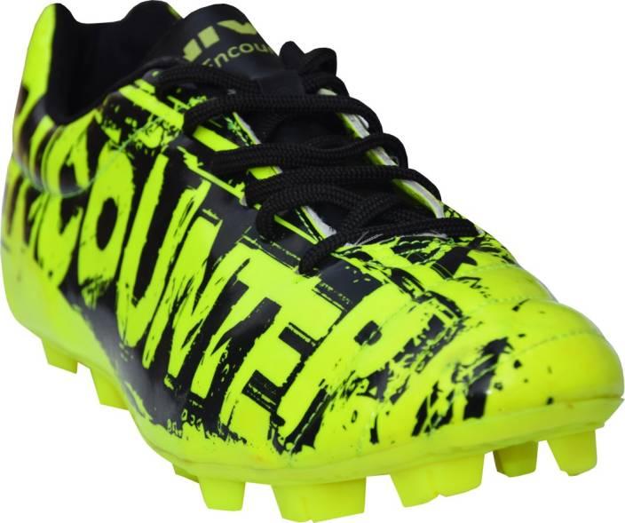 43857aa6fe8c Nivia Encounter Football Shoes For Men - Buy 12