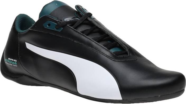 cheap for discount e5796 51067 Puma MAMGP Mercedes Benz Future Cat Casuals For Men (Black)