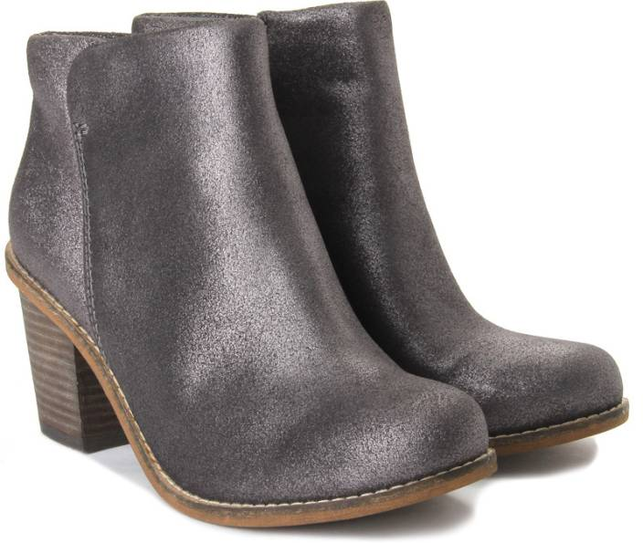 fd8b9920aa2b Clarks Marble Cool Women Boots For Women - Buy Pewter Metal Color ...