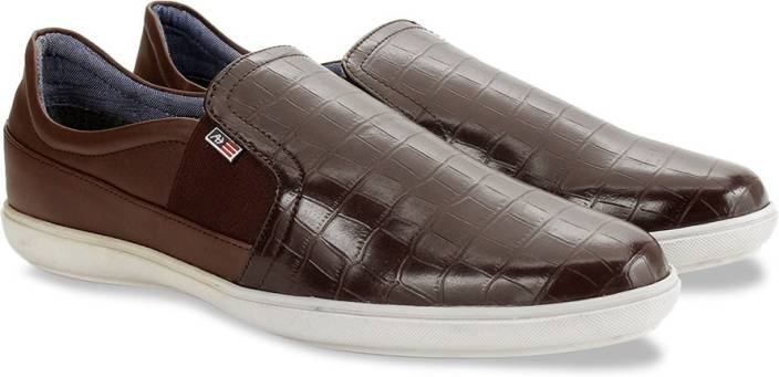 Arrow Casual Slip On Loafers For Men