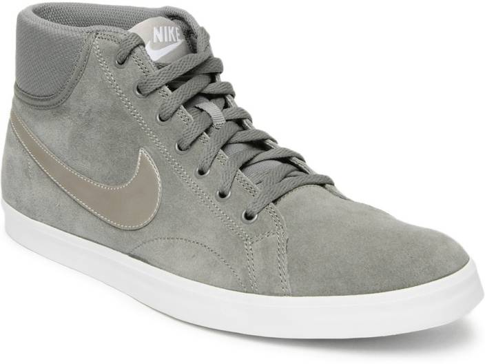 premium selection ab237 ed7f5 Nike Eastham Mid Casual Shoes For Men (Grey)
