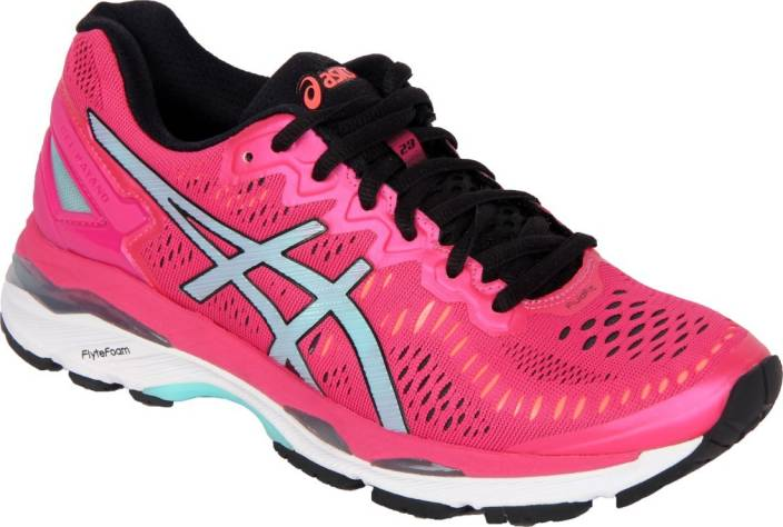 def7ad31d739 Asics GEL-KAYANO 23 Running Shoes For Women - Buy SPORT PINK ARUBA ...