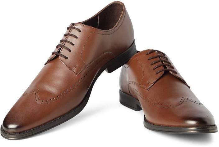 Van Heusen Lace Up Shoes For Men