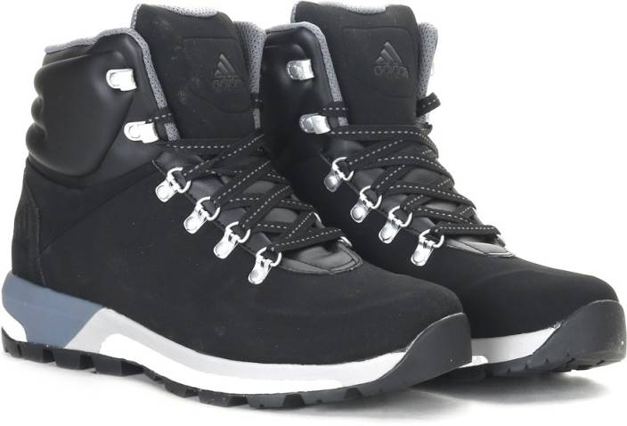 quality design cea11 7457a ADIDAS PATHMAKER Outdoor Shoes For Men (Black)