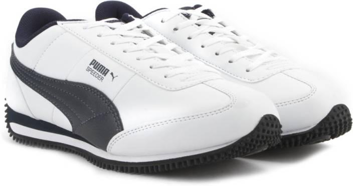 a2152f1bc82 Puma Velocity Men Sneakers For Men - Buy Puma White-Asphalt Color ...