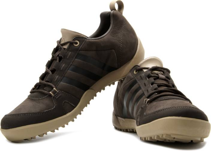 Adidas Daroga Two  Lea Q Outdoors Shoes