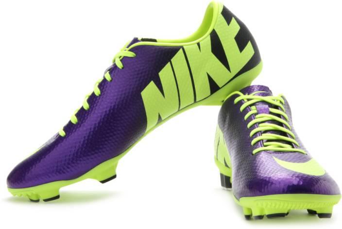 Nike Mercurial Voloce Fg Football Studs For Men - Buy Violet d2196e0ae