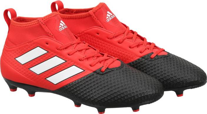 sale retailer 4c3a1 c5287 ADIDAS ACE 17.3 PRIMEMESH FG Football Shoes For Men (Red)