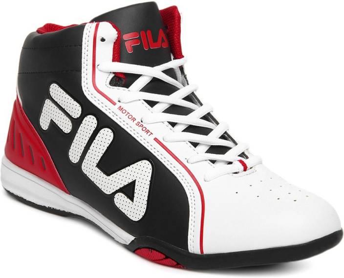 ba1a21450d Fila Motorsport Shoes For Men - Buy White Color Fila Motorsport ...