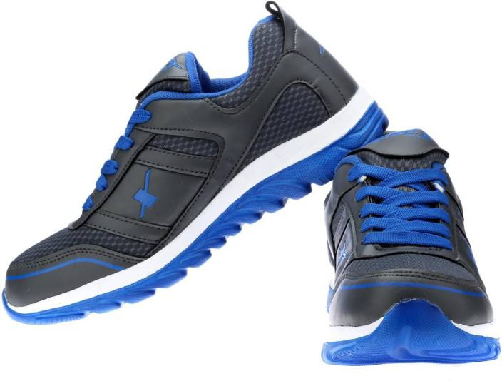 91a5a2cc4 Sparx Running Shoes For Men - Buy DARK GREY   BLUE Color Sparx ...