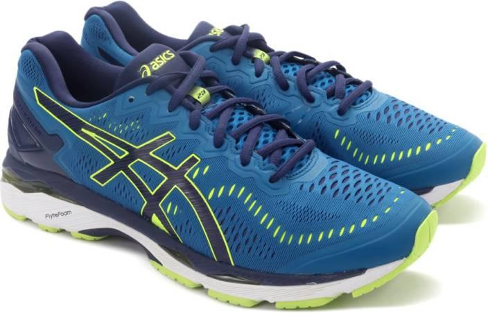 acd0fc4ba045 Asics GEL-KAYANO 23 Sports Shoe For Men - Buy THUNDER BLUE SAFETY ...