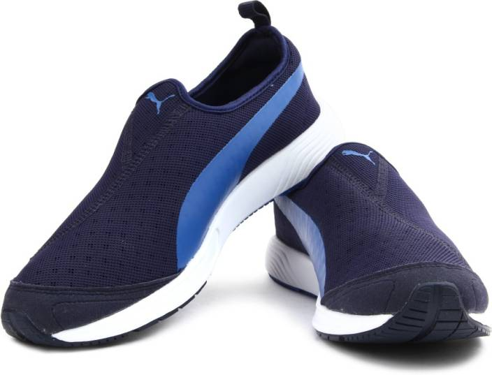 2ba5009bf689 Puma FTR TF-Racer Slip-on Sneakers For Men - Buy peacoat-strong blue ...