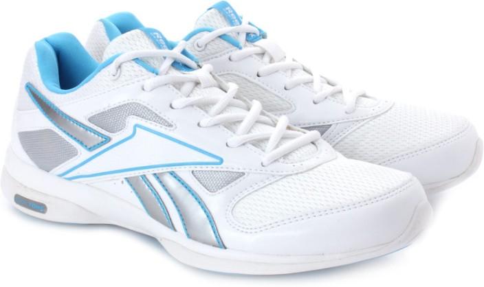 reebok easytone white shoes