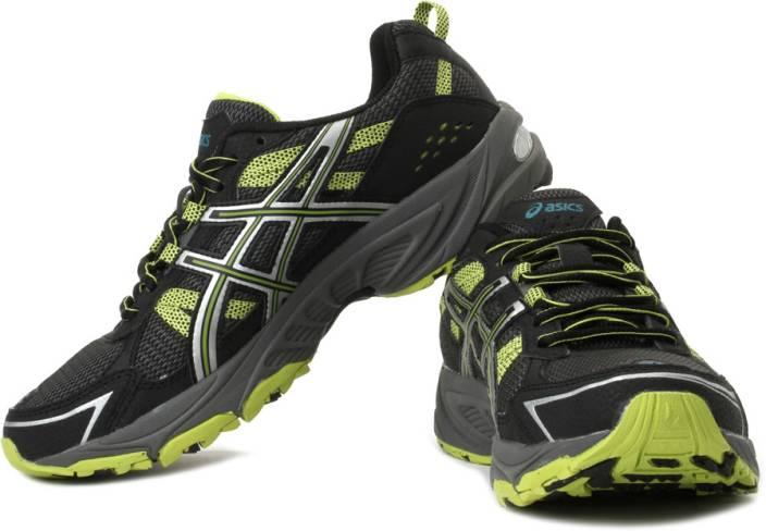 19d66761654 Asics Gel- Venture 4 Men Running Shoes For Men - Buy Black ...