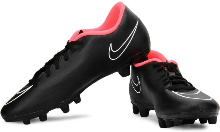 c6a5f89c71 Nike Mercurial Vortex II FG Football Studs For Men - Buy Black Color ...