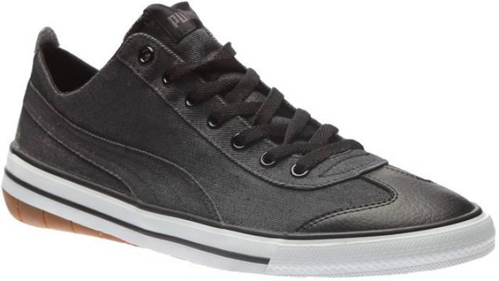 Puma 917 FUN Denim DP Canvas Shoes For Men