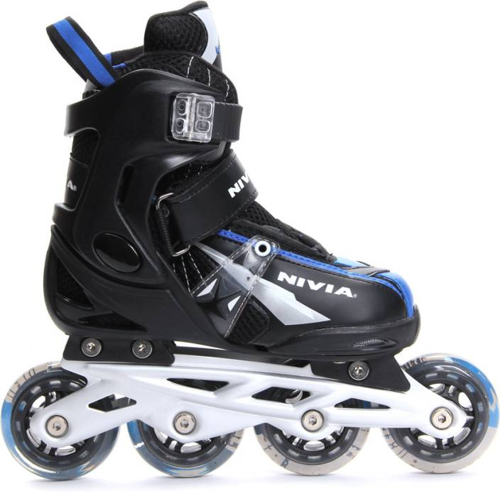Nivia Super Roller In-line Skates - Size 12.5-2 UK