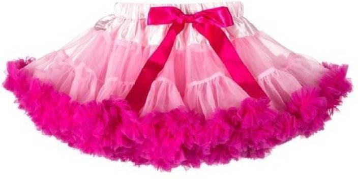 0c810adc6c Pink Wings Solid Girls Gathered Multicolor Skirt - Buy Pink Pink Wings  Solid Girls Gathered Multicolor Skirt Online at Best Prices in India |  Flipkart.com