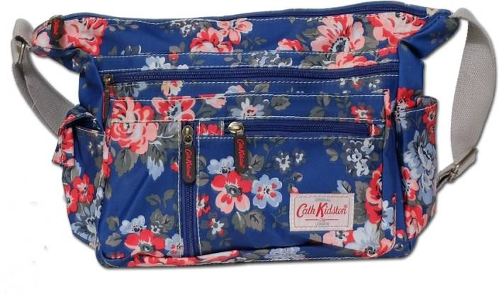 Cath Kidston Girls Casual Blue PU Sling Bag Blue_01 - Price in ...