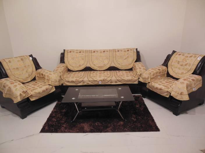 KINGLY Jacquard Sofa Cover Price in India Buy KINGLY Jacquard