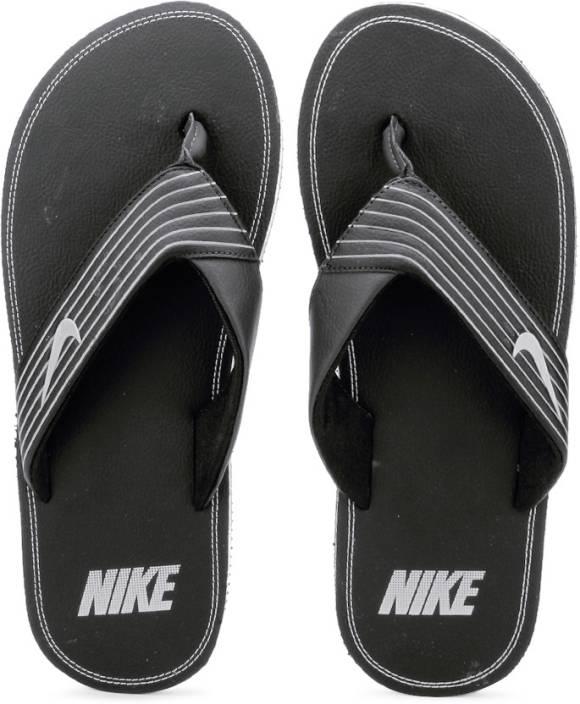 7a2110256b7 Nike Chroma Thong III Flip Flops - Buy Black