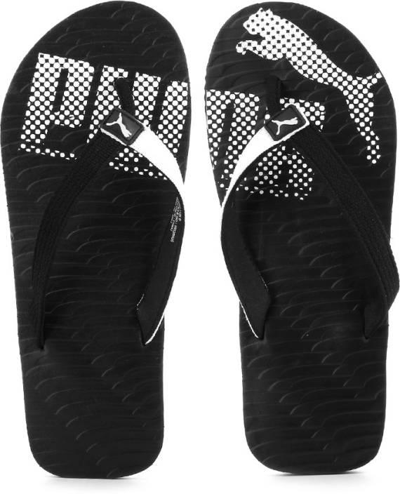 Puma Miami 6 DP Slippers - Buy Black bcd3fe55a