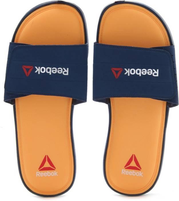 3faa7f10c REEBOK Comfort Slide Slippers - Buy Batik Blue