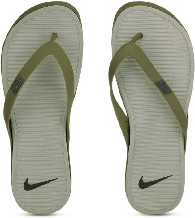 0f6cf12353f2 Nike MATIRA THONG Slippers - Buy PINE GREEN  GORGE GREEN  (WHITE) Color Nike  MATIRA THONG Slippers Online at Best Price - Shop Online for Footwears in  India ...