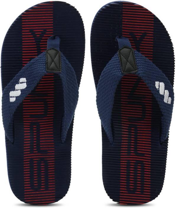 dbf4027b5f39 Spunk by FBB Flip Flops - Buy Navy   Red Color Spunk by FBB Flip Flops  Online at Best Price - Shop Online for Footwears in India