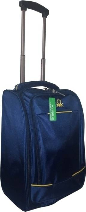 United Colors of Benetton. Trolley Small Travel Bag - Large ...