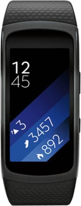 Samsung Gear Fit 2 Black Smartwatch