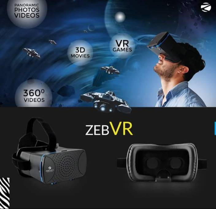 Zebronics GAMING VIRTUAL REALITY HEADSET