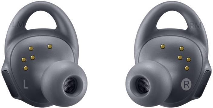 597f148d5fd Samsung Gear IconX Black Smart Headphones Price in India - Buy ...