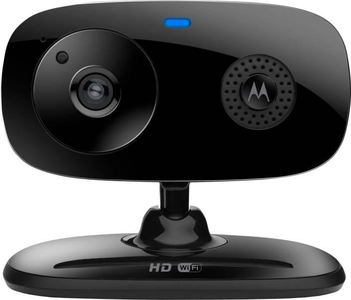 Motorola Focus 66 - Black Smart Monitoring System