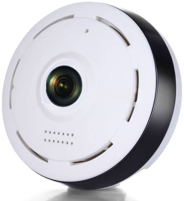 HiTechCart HD FishEye IP camera 960P 360 Home Security Camera