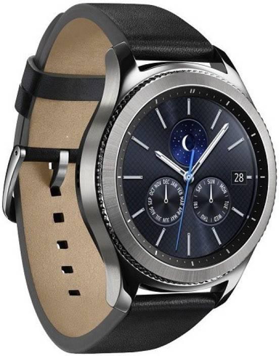 Samsung Gear S3-Classic Smartwatch