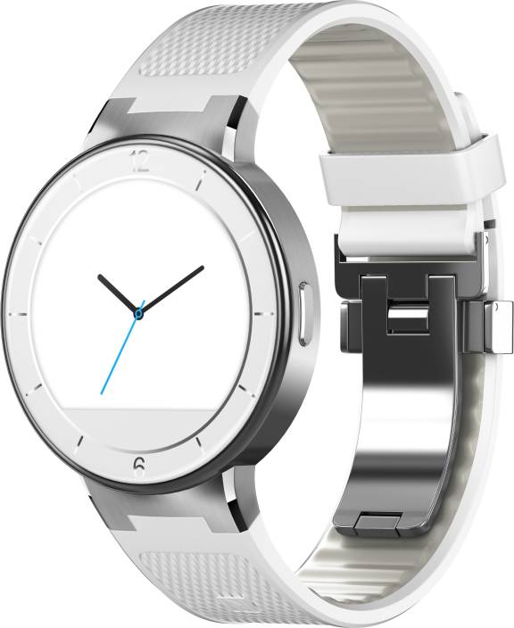 Alcatel One Touch Watch Pure White Smartwatch Price in ...