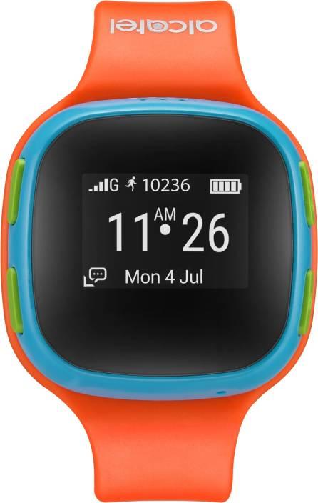 Alcatel Kids Watchphone with Location Tracking Smartwatch