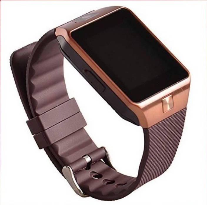 epresent DZ09 Brown Smartwatch