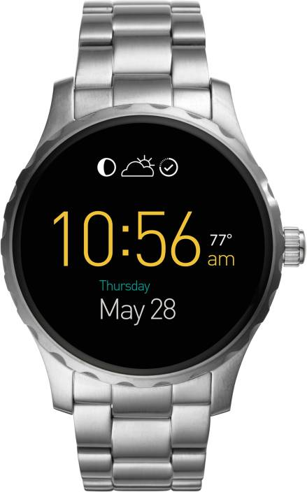 Fossil Marshall Silver Smartwatch