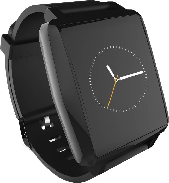 Intex IRIST PRO Black Smartwatch Price in India - Buy Intex IRIST ... b24b68c9c53a