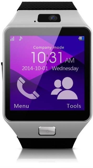 888 New DZ09 Smart Watch Silver Colour Smartwatch
