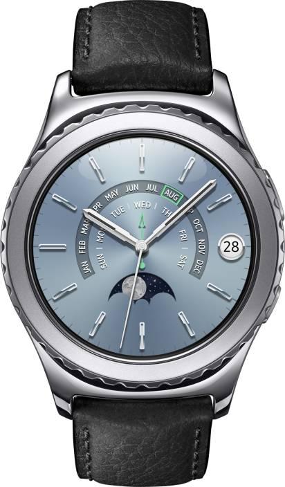 2ca47596a Samsung Gear S2 Classic Platinum Smartwatch Price in India - Buy ...