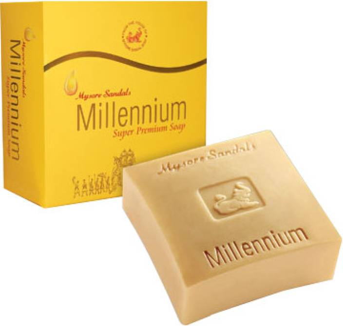 ccd7b7517cde6 Mysore Sandal Millennium Soap - Price in India