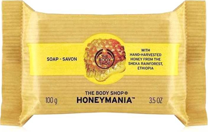 The Body Shop Honeymania Soap - Price in India, Buy The Body