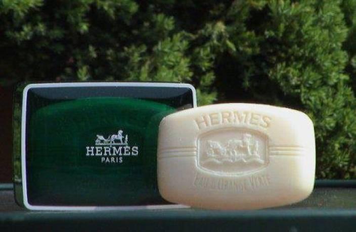 f156d5c79c Herms Hermes Eau d'Orange Verte Savon Bath Soap - Price in India ...